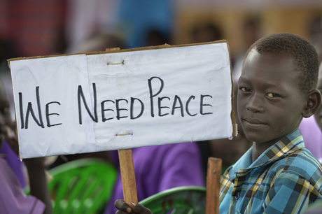 what peace means to me essay